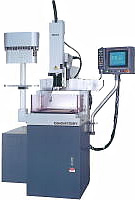 электроискровой станок супердрель для прошивки микроотверстий